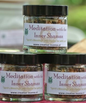 Creative Incense Meditation with the Inner Shaman