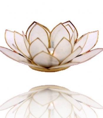 lotus sfeerlichtje naturel