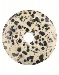 donut jaspis dalmatier 4 cm