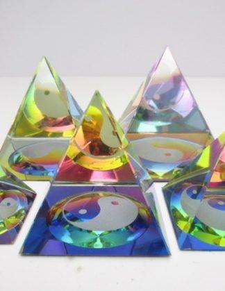 Kristallen Piramides