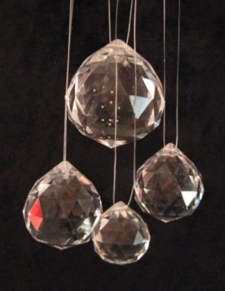 Regenboog Kristallen
