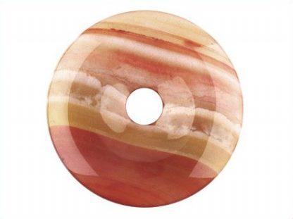 Edelsteen donut van Agaat